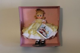 Madame Alexander Doll Amy #411 Nrfb Excellent Vintage Gorgeous Hair - $24.30