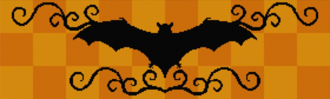 Primary image for Latch Hook Rug Pattern Chart: Cindy's BAT - EMAIL2u