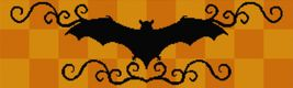 Latch Hook Rug Pattern Chart: Cindy's BAT - EMAIL2u - $5.75