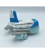 Air Force One Plush with sound take off sound when squeezed Daron Travel - $8.99