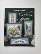 Stoney Creek Collection Counted Cross Stitch Book My Secret Garden Book 129 - $11.88