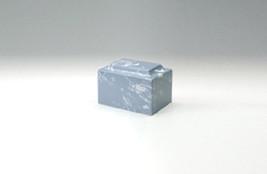Keepsake Classic Marble Wedgewood Keepsake Funeral Cremation Urn,25 Cubi... - $89.99