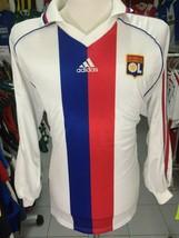 Old lyon ol maillot olympique lyonnais 1999/00 (xl) adidas jersey shirt - $41.78