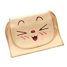 Happy Version Large Size Baby Towels Cotton Sweat Absorbent Towel