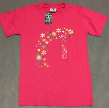 NWT New Zealand Girls Pink T-Shirt Size 4 - $3.96