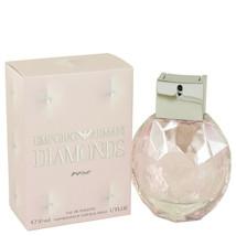 Emporio Armani Diamonds Rose by Giorgio Armani Eau De Toilette Spray for Women - $67.99
