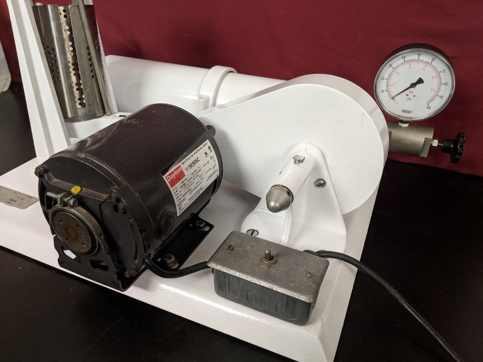 Parr Shaker Hydrogenation Apparatus / RERURBISHED / TESTED / 30 DAY GUARANTEE /