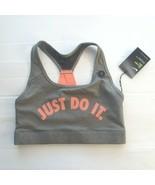 Nike Women Victory Support Bra - BQ5833 - Gray 092 - Size M -  NWT - $19.99
