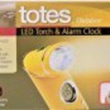 Totes Outdoor LED Light, Alarm Clock, Compass - $22.00