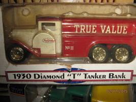 ERTL 1930 Diamond T Tanker Truck Bank-True Value #11 Stores- FREE SHIPPNG - $20.00