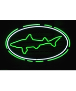 """Dogfish Head Lager Beer Bar Neon Light Sign 17"""" x 14"""" - $499.00"""