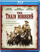 Train Robbers (Blu-Ray)