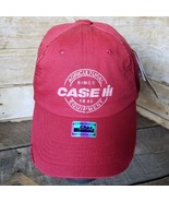 Case IH Application Equipment Red Trucker Hat Ball Cap NEW NWT - $17.41