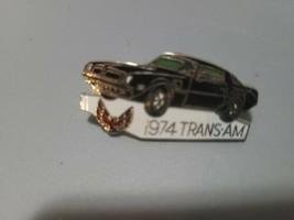 1974 trans am lapel pin - $14.85