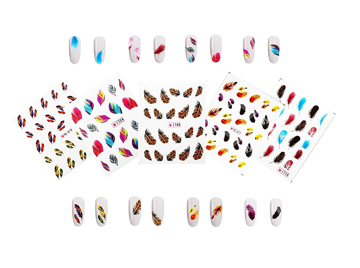 Nail stickers50  1