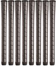 8 Winn Excel Standard Black Wrap Golf Grips 5715W - $49.95