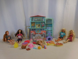Barbie Doll Sweet Sounds Animal Pet Shop + Accessories + 1999 Dolls  - $26.74