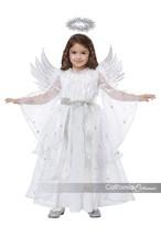 California Kostüme Starlight Engel Kind Mädchen Weihnachtsferien Kostüm ... - $36.96