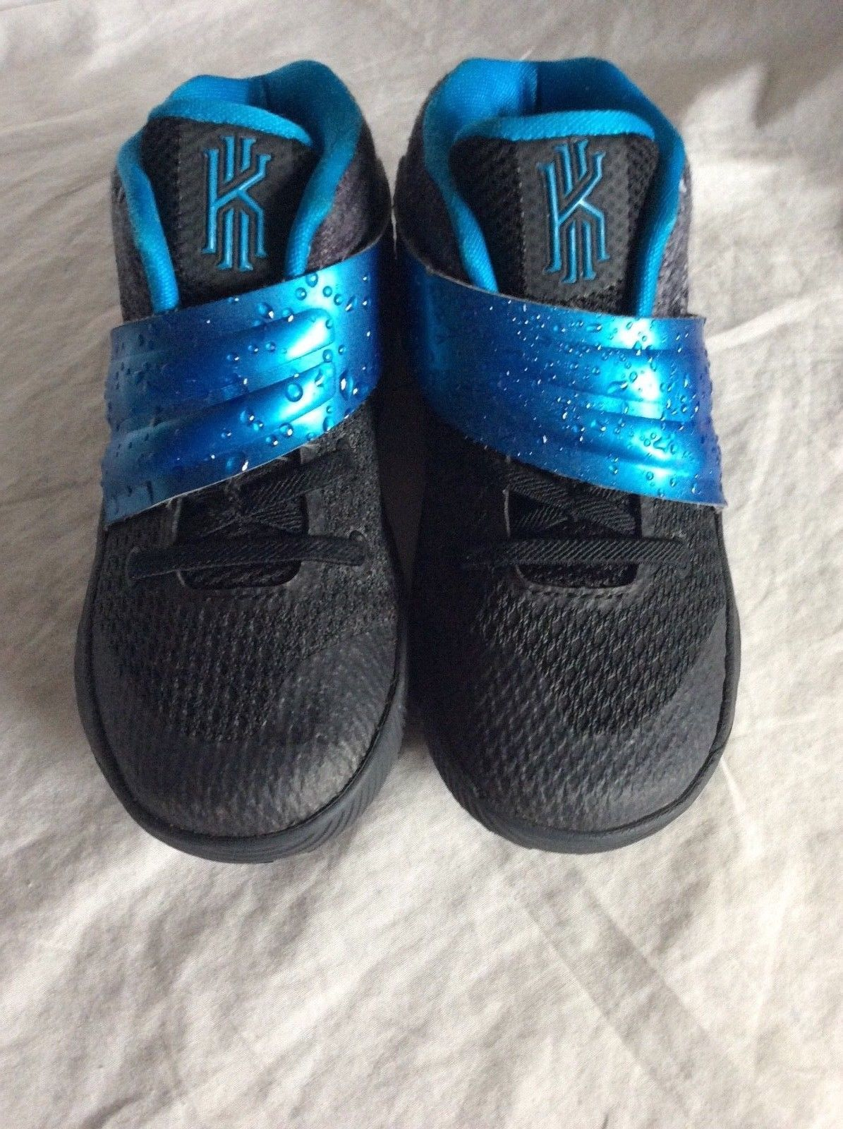 huge discount 814c8 c324f Nike Kyrie 2 Toddler Shoes Black/Blue and 50 similar items