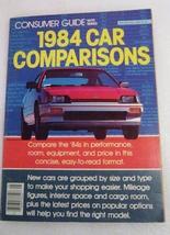 1984 car comparisons  consumer guide auto series 01 thumb200
