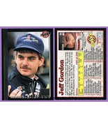 Jeff Gordon 1992 MAXX BGN Rookie NASCAR Racing Card #29 ~ Rookie of the ... - $3.00