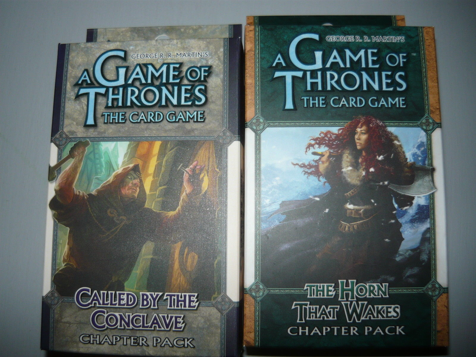 A Game of Thrones chapter pack lot 2 the horn that wakes called by the conclave