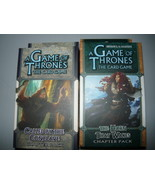 A Game of Thrones chapter pack lot 2 the horn that wakes called by the c... - $10.98