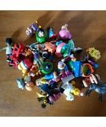 Vintage Happy Meal Toys Box Random Grab Bag Disney 80's 90s 36 pieces - £16.11 GBP