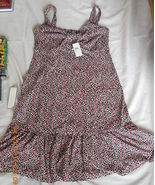 Ladies ANN TAYLOR Sundress Stretch Spandex Size... - $29.39