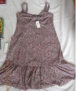Ladies ANN TAYLOR Sundress Stretch Spandex Size... - $29.69