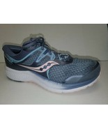 Saucony Womens Omni ISO 2 S10512-1 Blue Running Shoes Lace Up Low Top Si... - $63.36