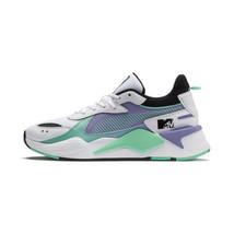 NIB*Mens PUMA  RS-X Tracks MTV Gradient Sneaker*White Sweet Lavender*siz... - $190.00