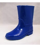 New Childrens Rain Boots Kids Boys Girls Rubber Snow Slip On Colors, Siz... - $31.68
