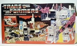 1985 Hasbro G1 Transformers Autobot Battle Station Metroplex w/ Original... - $500.00