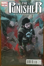 MARVEL Comics: The Punisher  No. 15, Nov.  2012 - $1.95