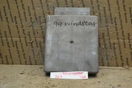 1999 Ford Windstar Engine Control Unit ECU XF2F12A650MF Module 468-7D4 - $18.49