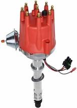 Chevy GMC SBC BBC Pro Series R2R Distributor 327 350 396 454 8mm Spark Plug Kit image 2