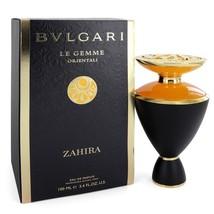 Bvlgari Le Gemme Zahira Perfume 3.4 Oz Eau De Parfum Spray image 1