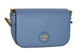 Tory Burch Whipstitch Logo Leather Crossbody Bag Women's Mini Handbag - $4.873,13 MXN