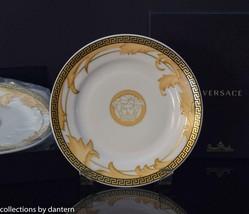 "Rosenthal Vesace 7"" B&B / Dessert Plates, Boxed Set of 4, Arabesque Cham... - $380.00"