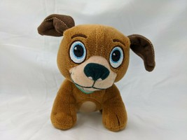 "Doc McStuffins Findo Dog Plush 5"" Disney Just Play Stuffed Animal Toy - $4.95"