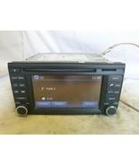 13 14 Nissan Sentra NV200 Radio Cd Gps Navigation 259153SG0D OFN92 - $124.74