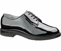 Bates  00742 Women's High Gloss DuraShocks Oxford Black  Size 7 N - $59.39