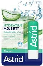 ASTRID lip balm/ chapstick: ALOE VERA -1 pack - FREE SHIPPING - $7.91