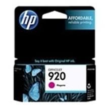 HP CH635AN140 No. 920 Magenta Inkjet Print Cartridge - $29.61