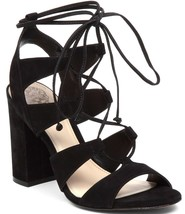 Vince Camuto Winola Lace Up Cutout Sandal, Sizes 6-10 VC-WINOLA Black Nu... - $109.95