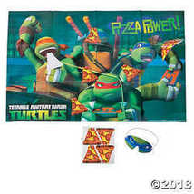 TMNT Party Game, Party Favor - $6.36
