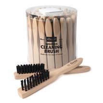 Annie Hard Cleaning Brush Bulk 36ct Light Brown 100% Nylon Bristles #2099 - $27.37