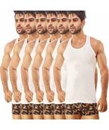 Benny Hills Men's Vest(Active-RN)-Pack of 6 - $27.54