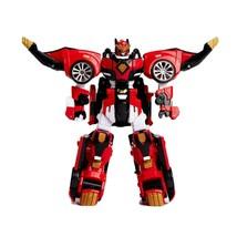 Miniforce Tri Hawk King Action Figure Super Dino Series Transforming Robot Toy image 2